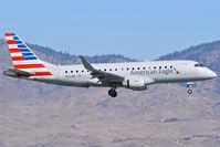N250NN @ KBOI - Landing RWY 10L.