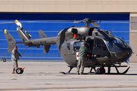 10-72152 @ KBOI - Parked on Idaho ANG ramp.  Det. 1 of D Co., 1-112 AVN (Security & Support B), Idaho Army National Guard.