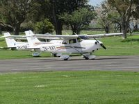 ZK-XAT @ NZAR - school bird at ardmore - by magnaman