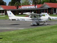 ZK-TAU @ NZAR - flying school spam can - by magnaman