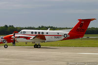 161505 @ KMIV - UC-12B Huron 161505 G-312 from NAS Corpus Christi, TX