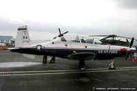 99-3550 @ KMIV - T-6A Texan II 99-3550 RA from 558th Phantom Knights 12th FTW Randolph AFB, TX