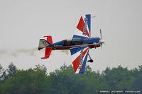 N154DB @ KMIV - Yakovlev Yak-54 C/N 01002 - Eric Beard, N154DB