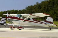 N4511C @ KMIV - Cessna 170B C/N 25455, N4511C