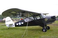 N46248 @ KMIV - Aeronca 0-58B Clay Pigeon C/N 058B-1122, N46248