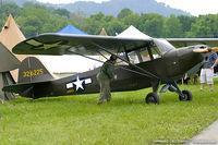 N46272 @ KMIV - Taylorcraft DCO-65  C/N 5537, N46272