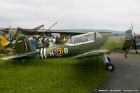 N48250 @ KMIV - De Havilland Canada DHC-1 Chipmunk  C/N DH8F-135, N48250