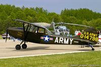N5192G @ KMIV - Cessna 305A C/N 21683, N5192G