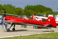 N6170C @ KMIV - Yakovlev Yak-55 C/N 880506, N6170C