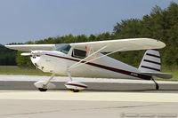 N77406 @ KMIV - Cessna 120 C/N 11847, N77406