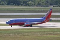 N399WN @ KDTW - Boeing 737-300