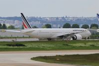 F-GSQP @ LFPO - Boeing 777-328ER, Paris-Orly airport (LFPO-ORY) - by Yves-Q