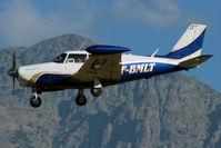 F-BMLT @ LFKC - Landing