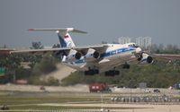 RA-76952 @ FLL - Volga Dnepr