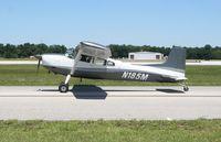 N185M @ LAL - Cessna 185