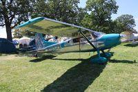 N185RA @ OSH - Cessna 185