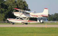 N185WA @ OSH - Cessna 185