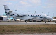N188WS @ ORL - Cessna 560XL