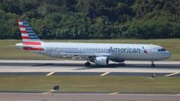 N190UW @ TPA - American - by Florida Metal