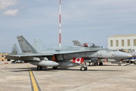188783 @ LMML - McDonnell Douglas CF-188A Hornet 188783/783 Canadian Armed Forces - by Raymond Zammit
