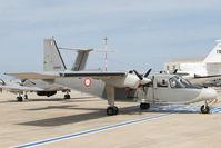 AS9819 @ LMML - Pilatus Britten-Norman Islander AS9819 Armed Forces of Malta