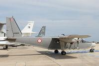 AS9819 @ LMML - Britten Norman BN-2B-26 Islander AS9819 Armed Forces of Malta - by Raymond Zammit