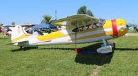 N195AB @ OSH - Cessna 190