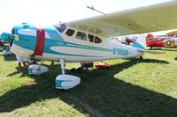 N195GW @ OSH - Cessna 195