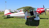 N195HA @ OSH - Cessna 195