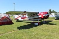 N195JP @ OSH - Cessna 195