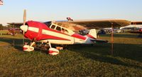 N195KS @ OSH - Cessna 195A