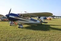N195MK @ LAL - Cessna 195B