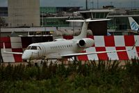 9H-WFC @ EGCC - being pushed back on the [FBO exc ramp] - by andysantini