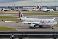 A7-AFZ @ EGLL - Qatar Cargo A332F - by FerryPNL