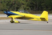 N203DD @ DED - Vans RV-4 - by Florida Metal