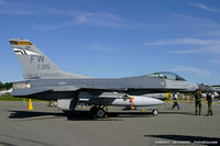 84-1315 @ KSCH - F-16C Fighting Falcon 84-1315 FW from 163rd FS 122 FW 'Blacksnakes' Fort Wayne, IN