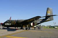 N149HF @ KDAY - De Havilland Canada C-7B Caribou 62-4149C/N 85, N149HF