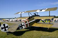 N1917 @ KSCH - Fokker DR.I  C/N 101, N1917