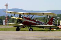 N34317 @ KSCH - Meyers OTW-160  C/N 61, N34317 - by Dariusz Jezewski www.FotoDj.com