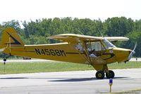 N4588M @ KSCH - Piper PA-11  C/N 1191, N4588M