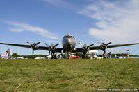 N500EJ @ KSCH - Douglas C-54E-DC Skymaster  C/N 27370 - Berlin Airlift Historical Foundation, N500EJ - by Dariusz Jezewski www.FotoDj.com