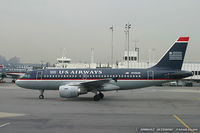 N705UW @ KLGA - Airbus A319-112  C/N 0929, N705UW - by Dariusz Jezewski www.FotoDj.com