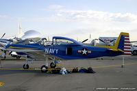 N8928H @ KDAY - North American Navion C/N NAV-4-928, N8928H