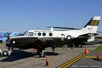 N906HF @ KDAY - Beech 65-A90-1 Queen Air (U-21G Ute)  C/N LM-140, N906HF