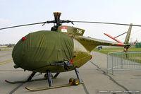 N992CH @ KDAY - Hughes 369A (OH-6A)  C/N 380346, N992CH