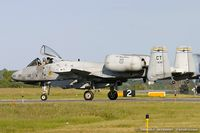 78-0639 @ KSCH - A-10A Thunderbolt 78-0639 CT from 118th FS Flying Yankees 103rd FW Bradley ANGB, CT - by Dariusz Jezewski www.FotoDj.com