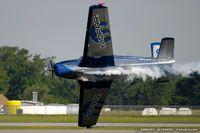 N134JC @ KDAY - Beech A45 Free Spirit C/N G-812 - Julie Clark, N134JC