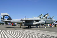 159907 @ KSCH - EA-6B Prowler 159907 NK-500 from VAQ-139 'Cougars' NAS Whidbey Island, WA