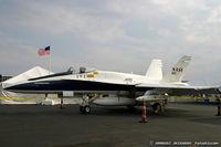 N850NA @ KDAY - NASA F/A-18A Hornet 850 161703, N850NA