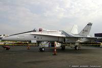N853NA @ KDAY - NASA F/A-18A Hornet 853 161250, N853NA